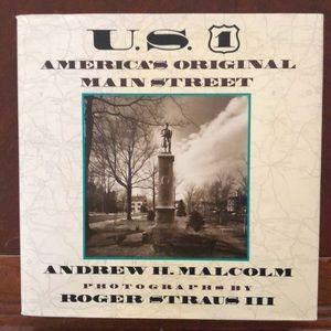 Hardcover: US 1: America's Original Main Street